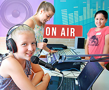 Kids ON AIR Bad Hersfeld Julia