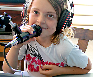 Kids ON AIR Bad Hersfeld Leonie